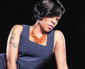 K. Michelle 'Shaking Up The Industry' in Kontrol Magazine