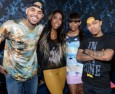 Chris Brown Surprises Sevyn Streeter on '106 & Park'