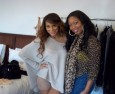 "Behind The Video: Tamar Braxton Shoots ""Love and War"" Video"