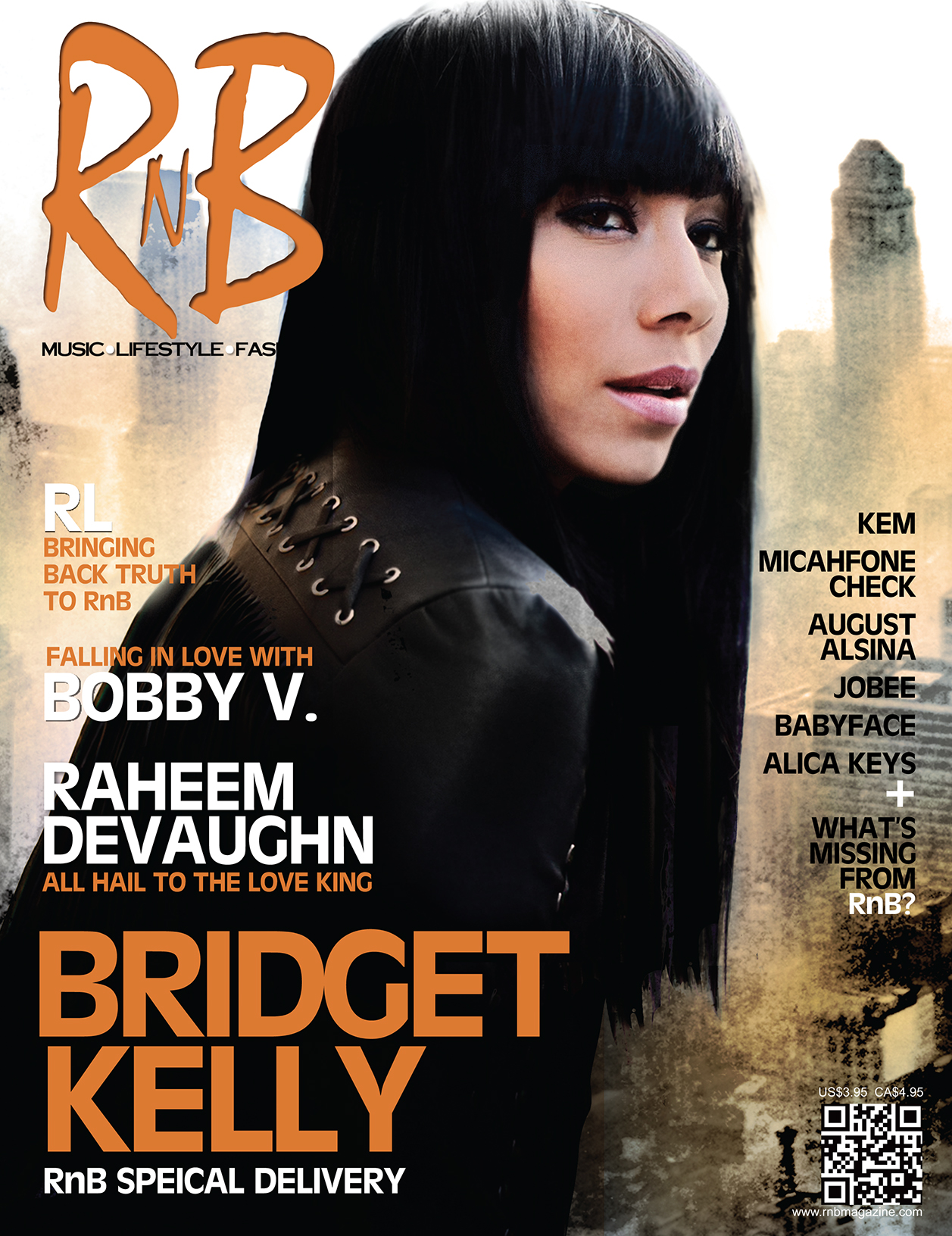 RnB Magazine Issue 7