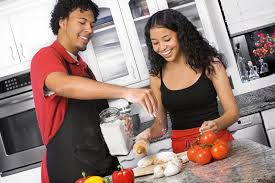 Take a class- Ever wanted to take a cooking class? If the person that you are dating has similar interest as you, and wouldn't mind learning something new, it would be fun to learn it together. It also makes for good dialogue even after the date has ended. You can frequently keep tabs on how you are using the new found information.