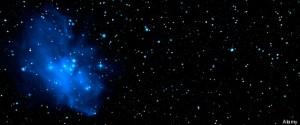 Stars at night (cgi).
