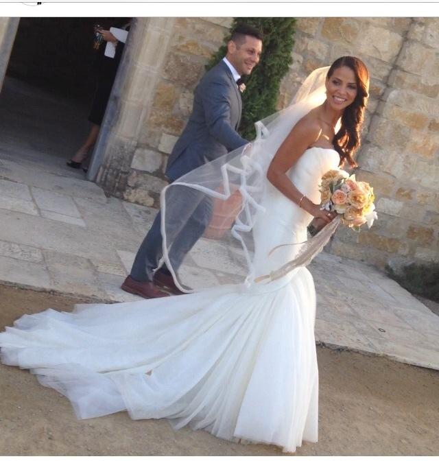 Denise Vasi and her husband