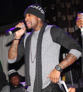 (NYC) All FIVE members of DAY 26 surprise fans with a reunion concert at SOBs3