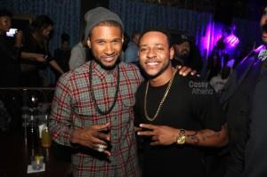 Usher x Eric Bellinger