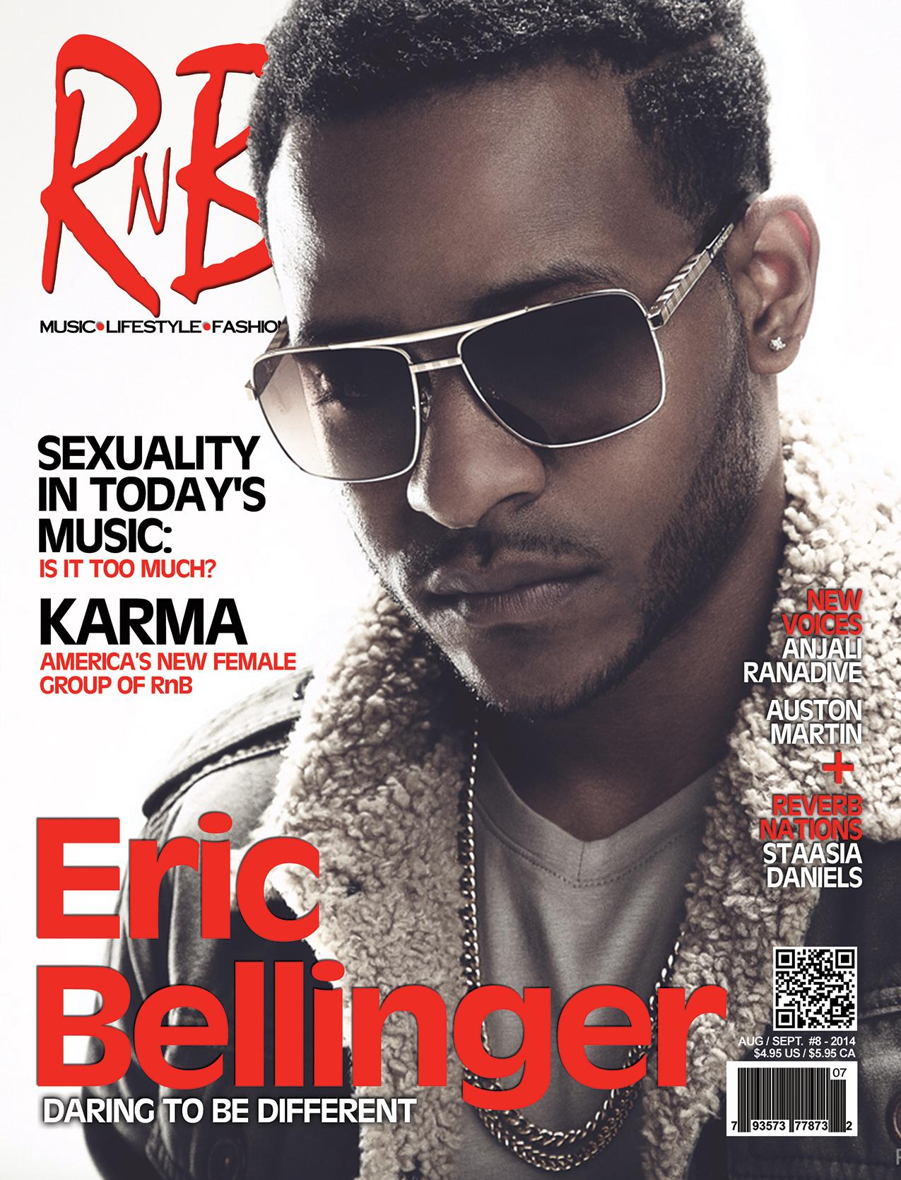 RnB Magazine Issue 8