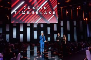 Justin Timberlake accepts Innovator Award