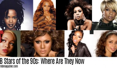 R&B Stars of the 90s Where Are They Now