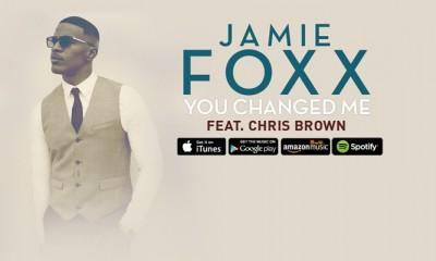 Jamie Foxx-You Changed Me
