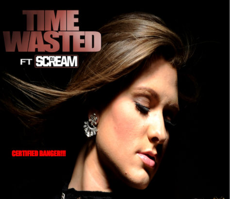 time wasted dj scream