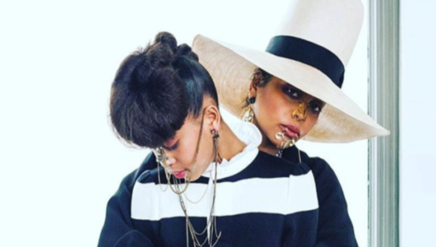 Erykah Badus Daughter Serenades Her Mother At Birthday