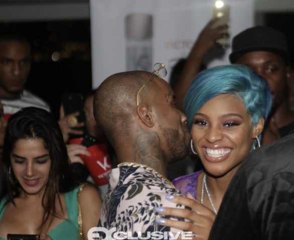 Tory Lanez & Brianna Perry